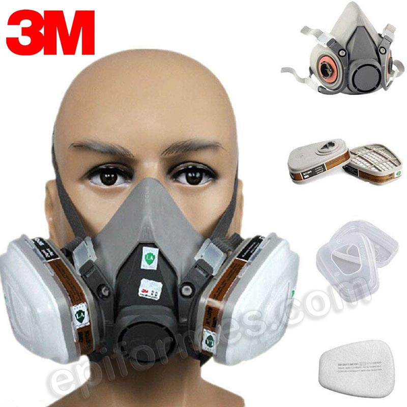 Mascara profesional 3M