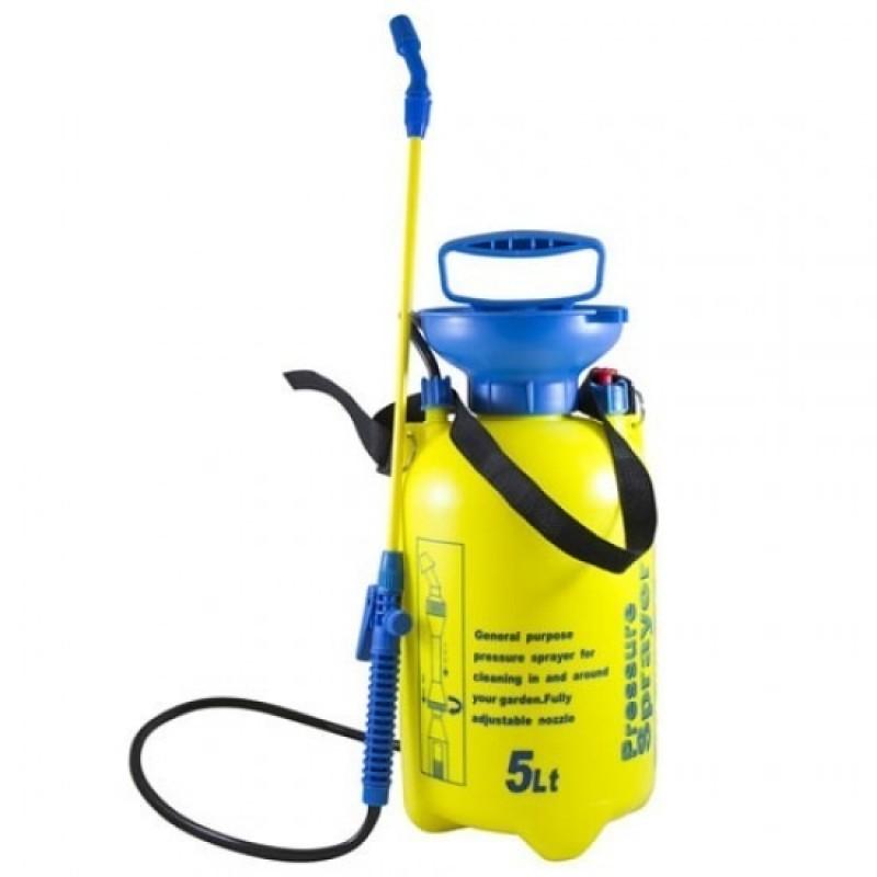 Pulverizador 5 litros SÓLO QUEDAN 3UND