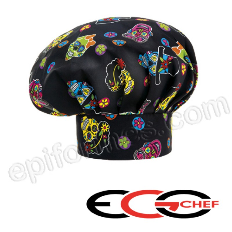 Gorro chef egochef Mexico