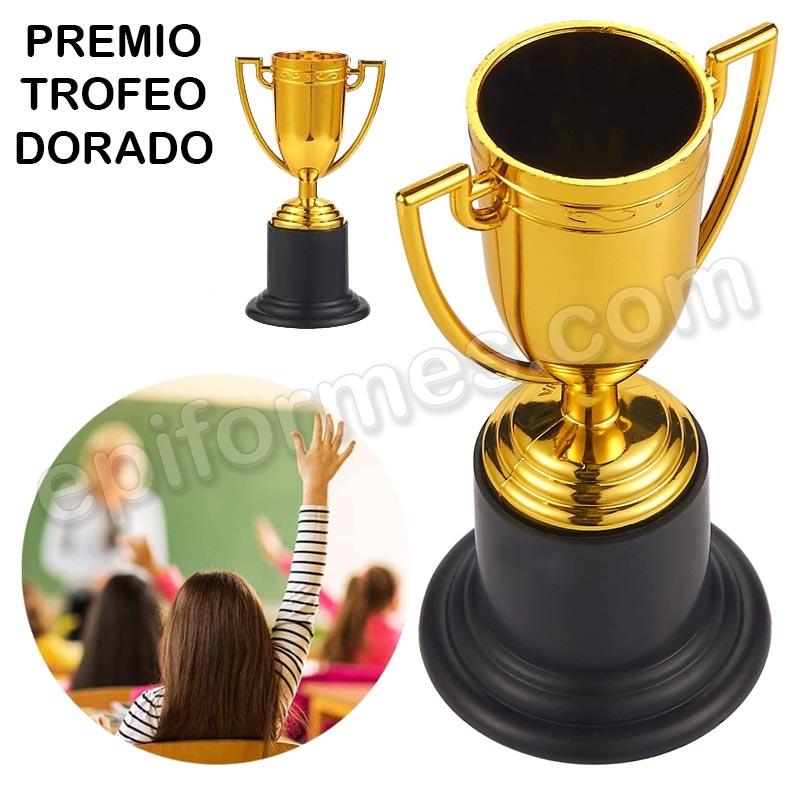 Trofeo de oro (Plástico) Premio infantil