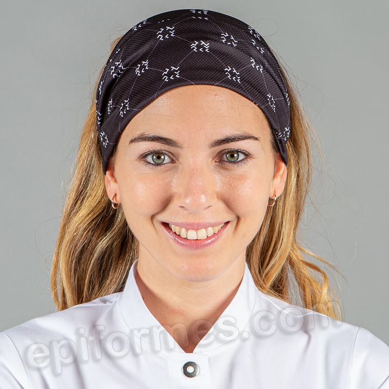 Bandana de cocina unisex tapiz