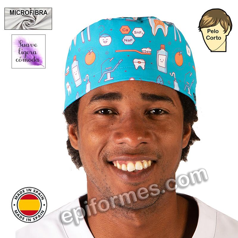 Gorro dentista, molares