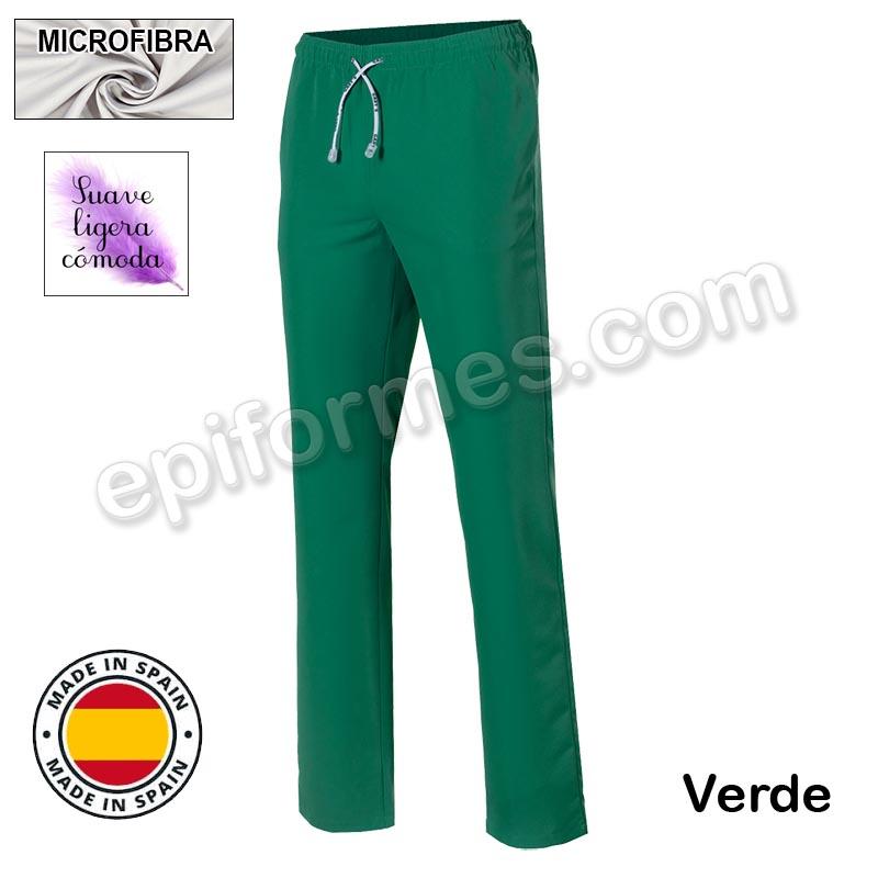 Pantalón de pijama MICROFIBRA 13 colores