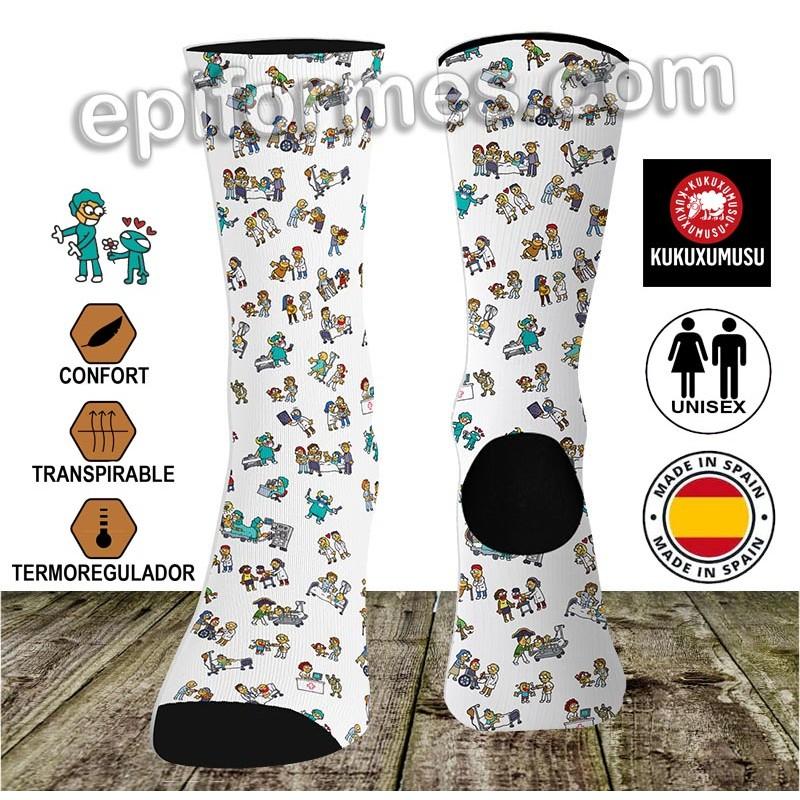 Calcetines de sanidad kukumedicos