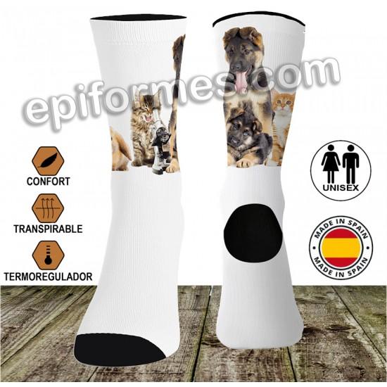 Calcetines de veterinario , Animales