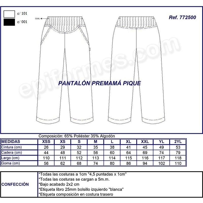 Pantalon sanidad Premama