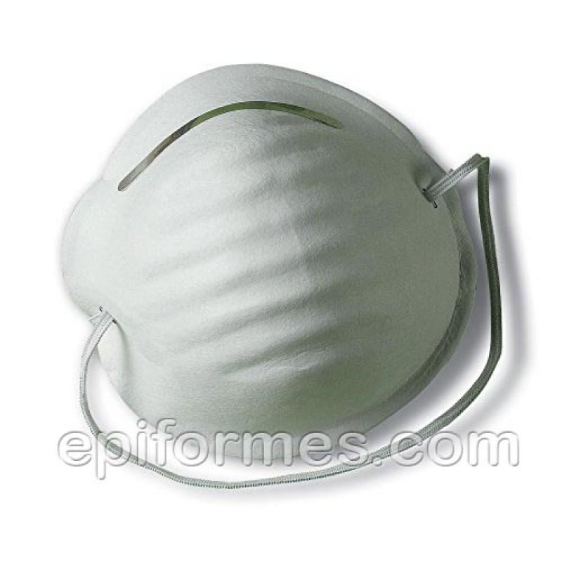50 mascarillas  con clip nasal