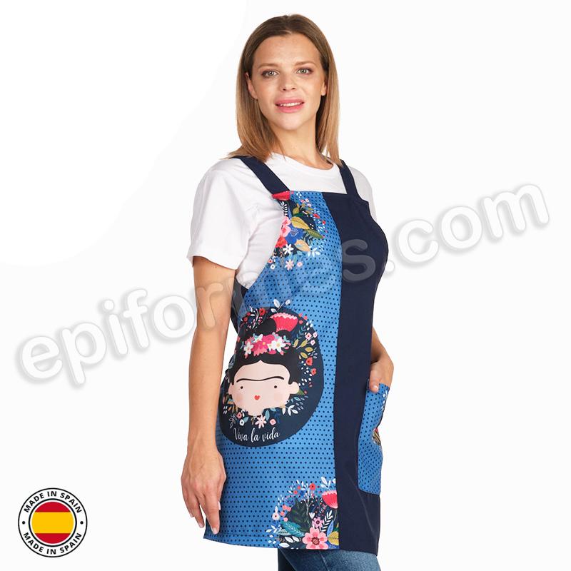 Estola maestra Frida Kahlo