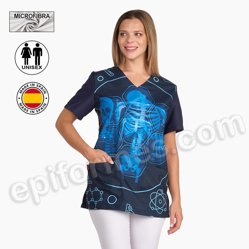 Casaca sanitaria unisex radiografía