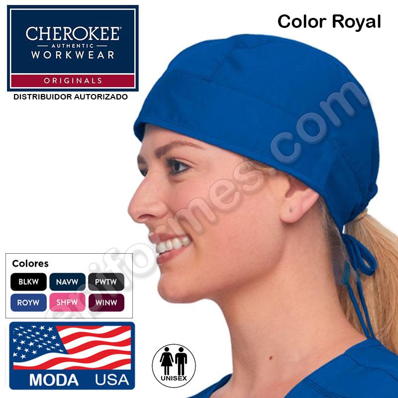 Gorro cirujano cherokee 6 colores