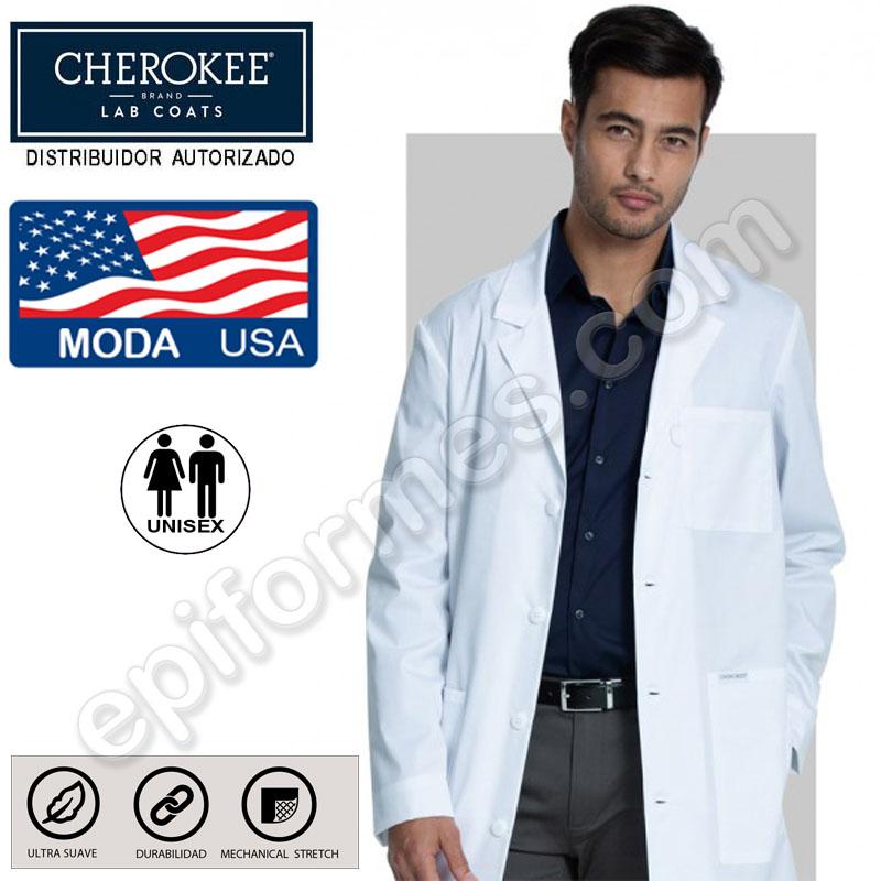 Bata sanitaria unisex Cherokee