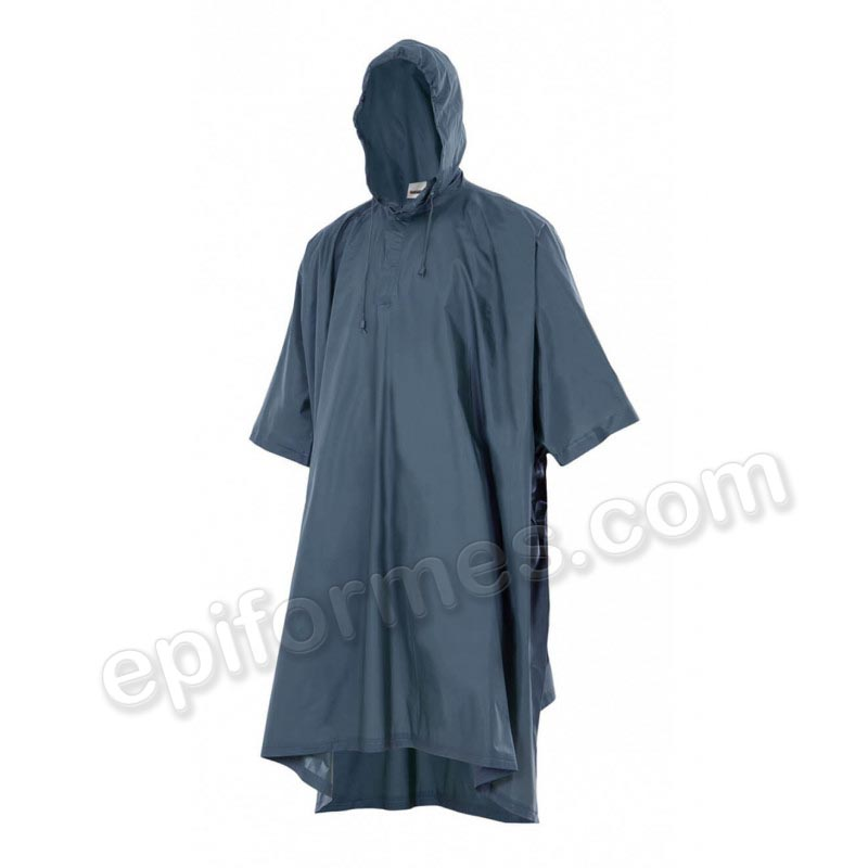 Poncho impermeable protector PVC