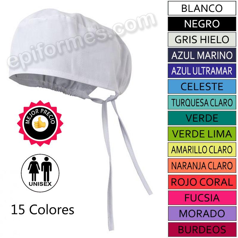 Gorro Cirujano 15 Colores