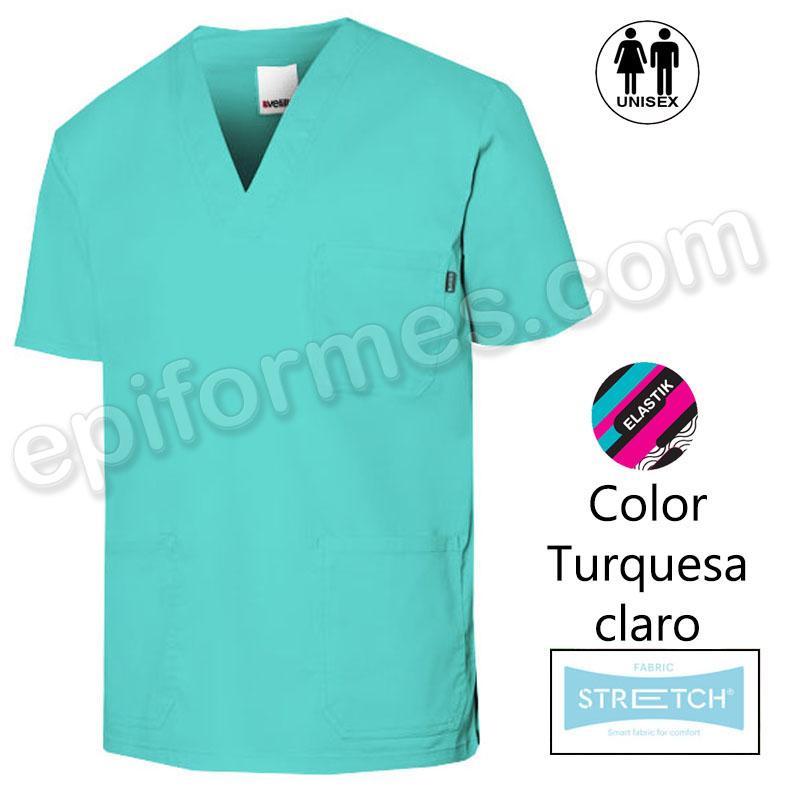 Camisola sanidad, elástica 13 colores