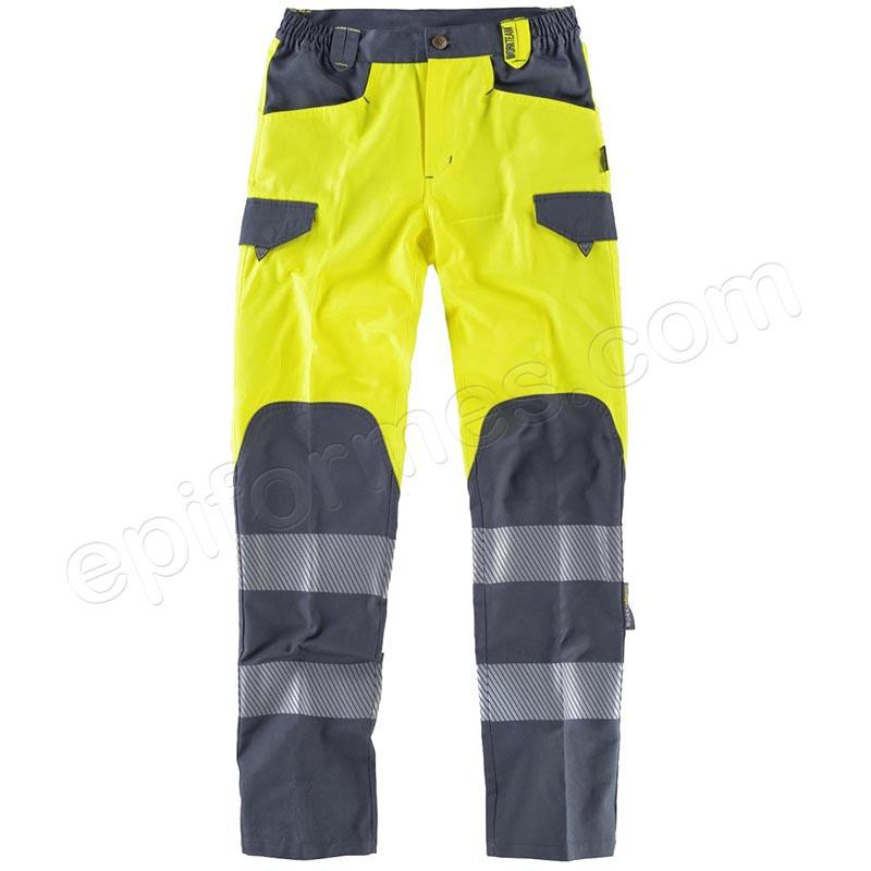 Pantalón laboral de alta visibilidad