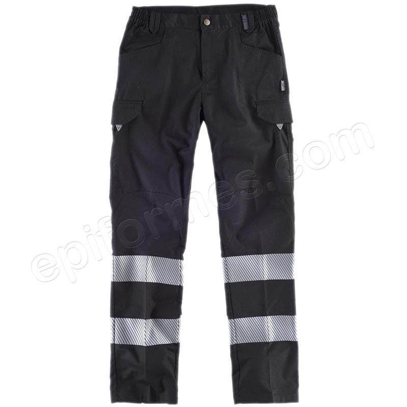 Pantalón con cintas reflectantes segmentadas