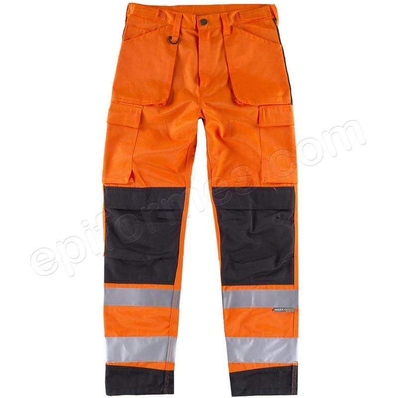 Pantalón de trabajo de alta visibilidad