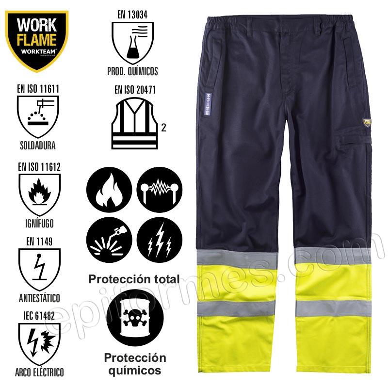Pantalón Top protección