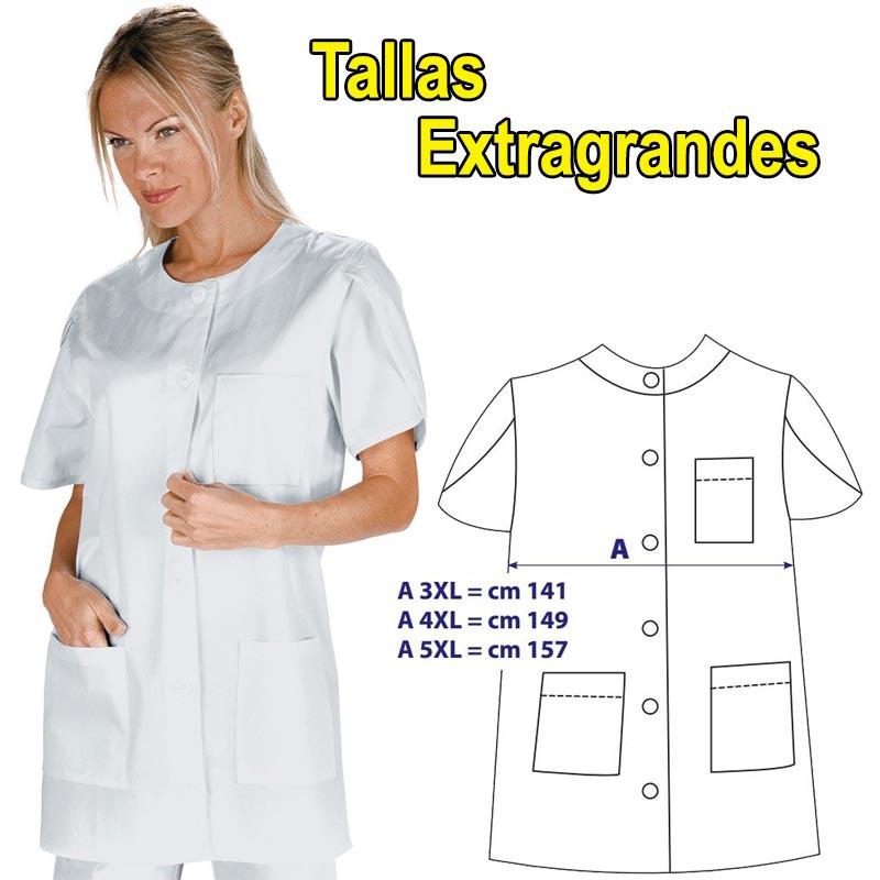 Ropa Sanitaria Tallas Extragrandes