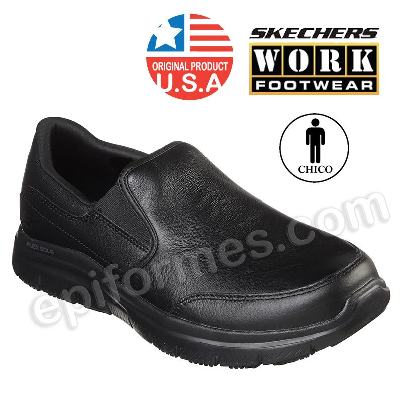 Zapato de trabajo de pala ancha Flex advange sr