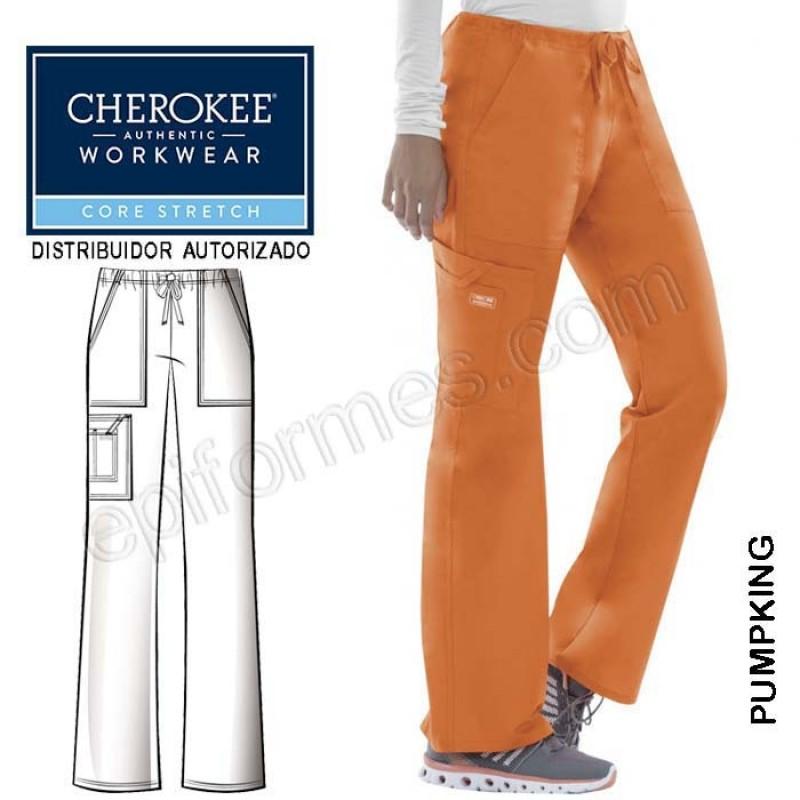 Pantalón femenino elástico 14 colores