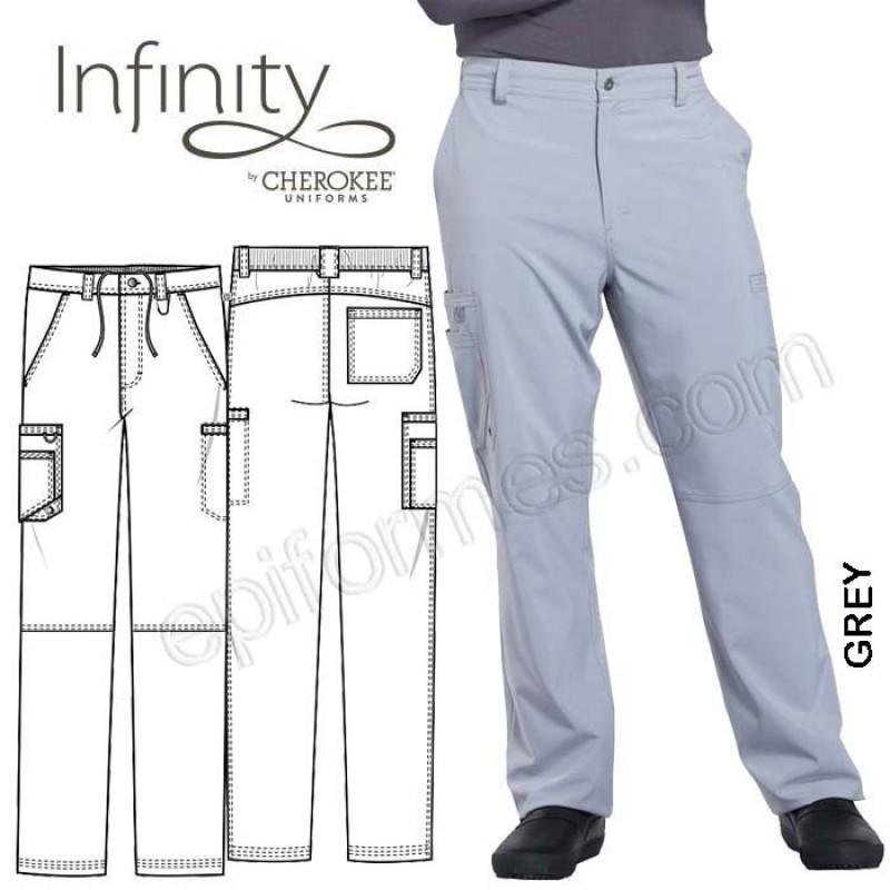 Pantalón sanidad unisex elástica  6 colores