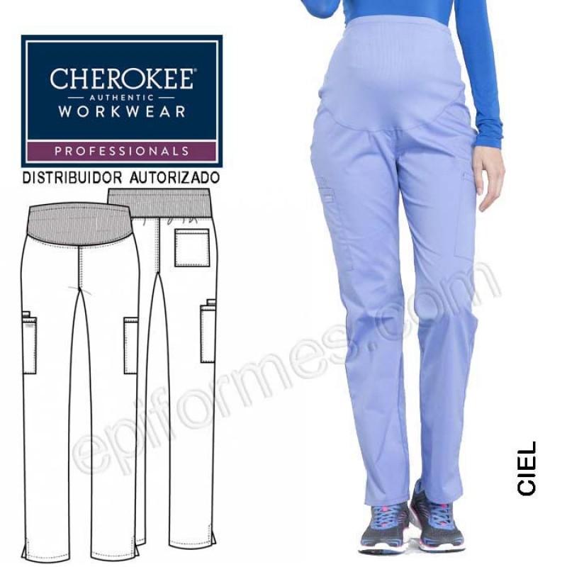 Pantalón sanitario premamá 4 colores