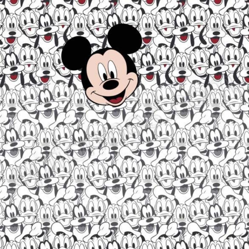 Casaca sanitaria unisex Mickey de Disney