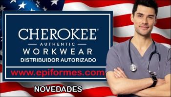 Ropa sanitaria Cherokee