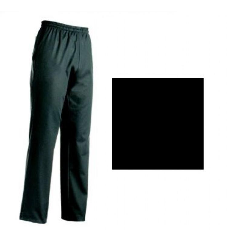 Pantalon cocinero negro