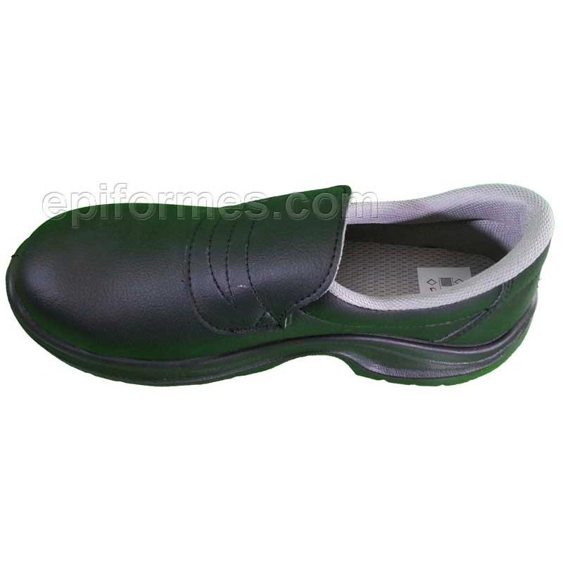 Zapato con puntera de seguridad