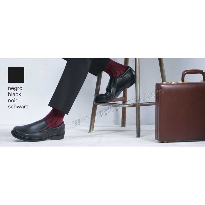 Zapato trabajo caballero congreso