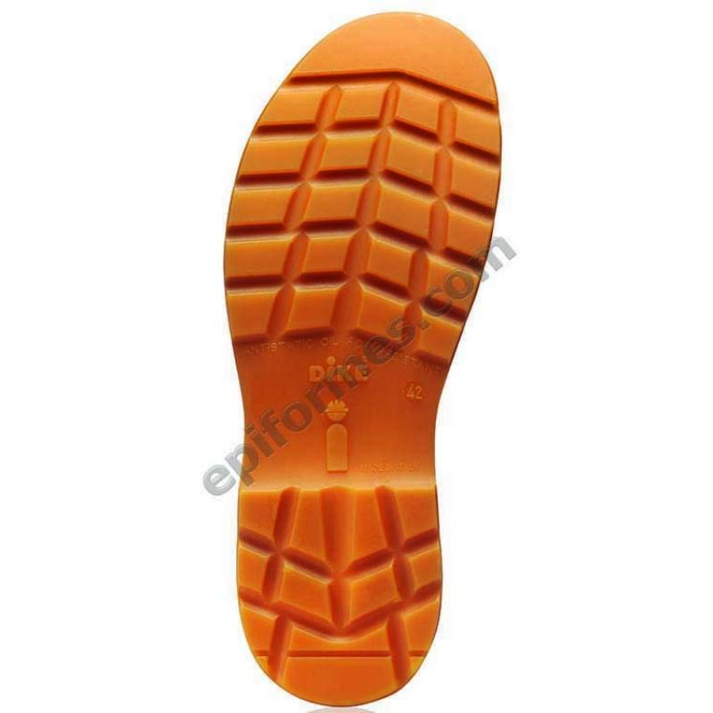 .Zapato de seguridad Meteor 2 colores