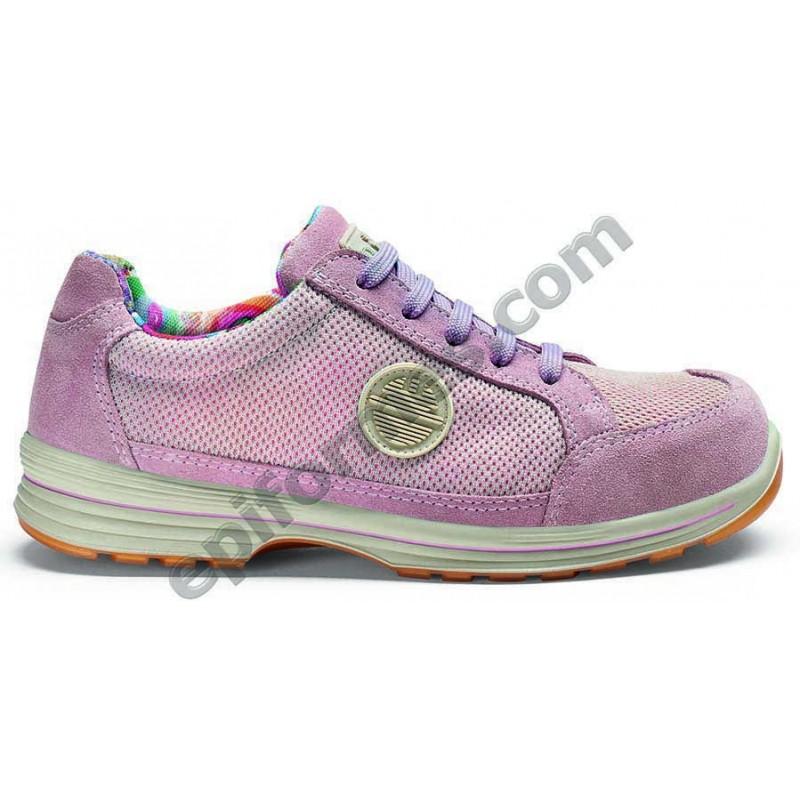 Zapato de seguridad Lady-like (Chica) 2 colores