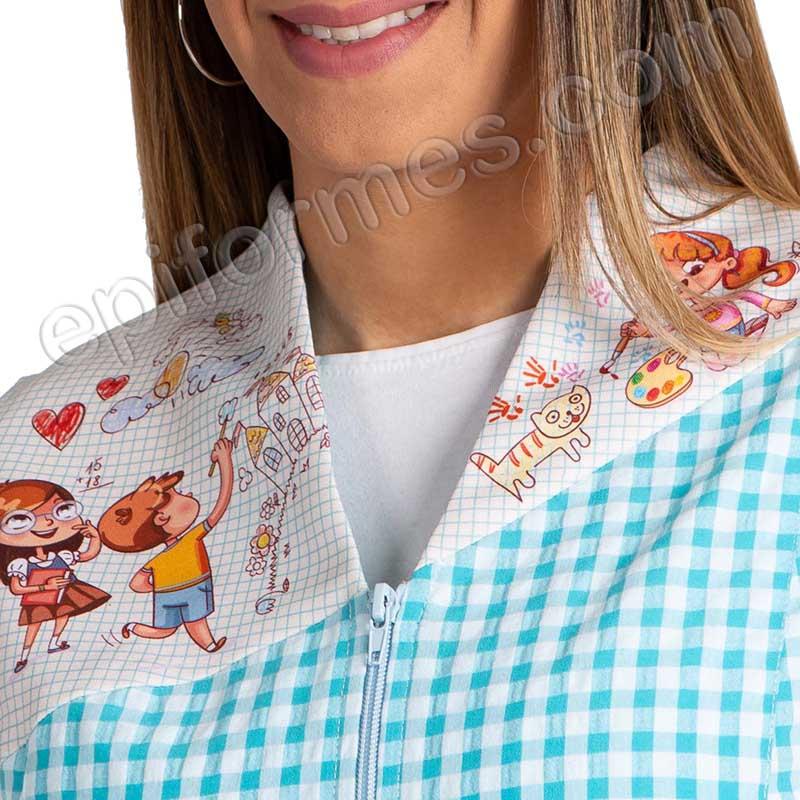 Blusa maestra dibujos (CURSO 2019-2020)