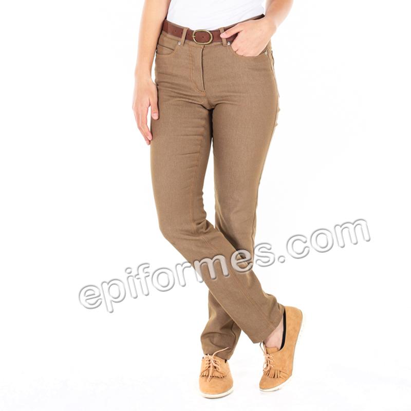 Pantalón vaquero de chica