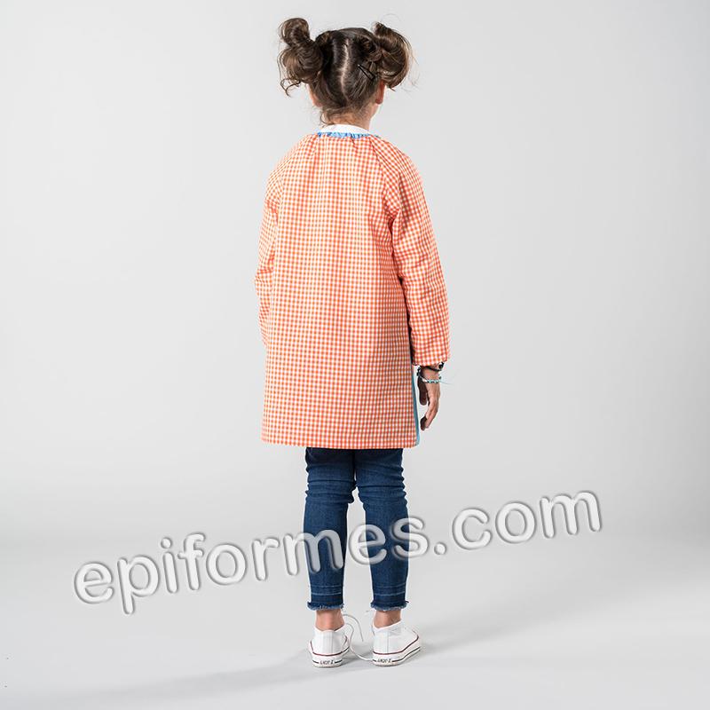 Baby infantil pocoyo en naranja