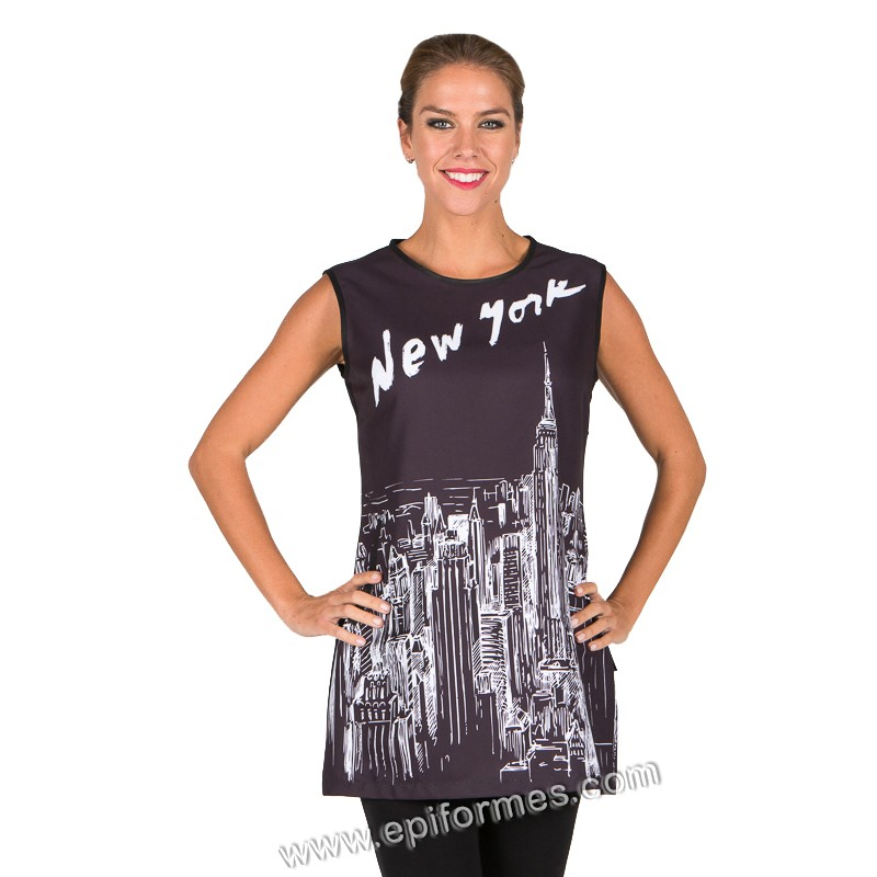 .Vestido modelo New York