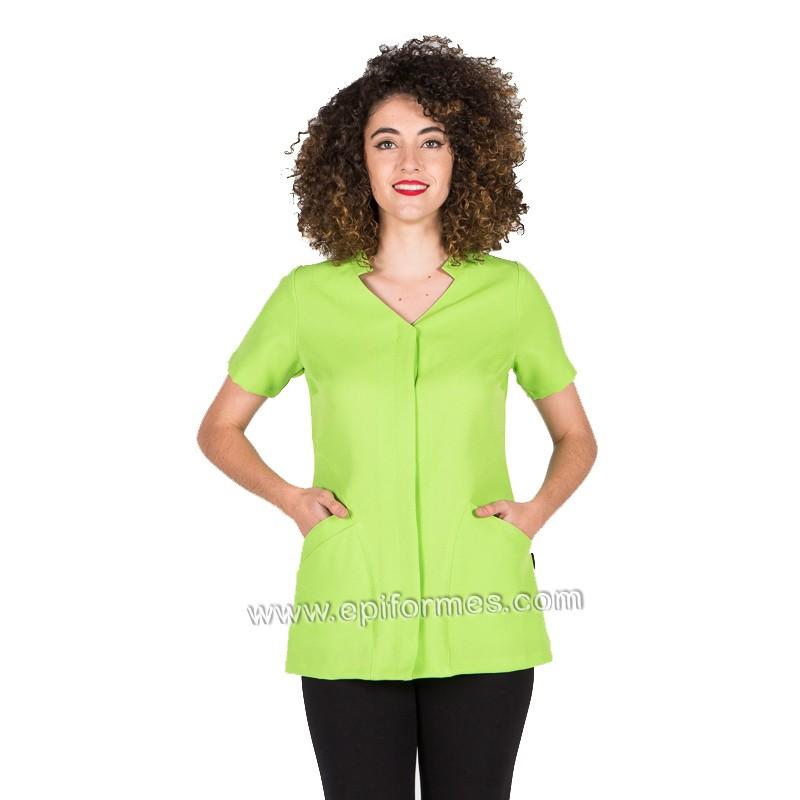 Blusa corchetes Adelfa 7 colores