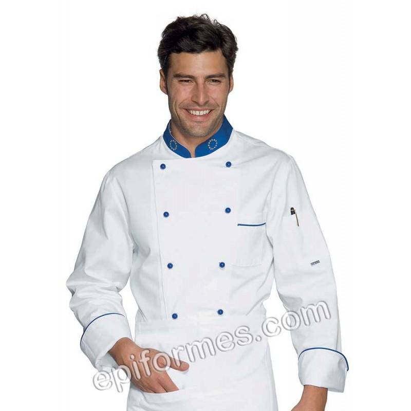Chaqueta cocinero Europa