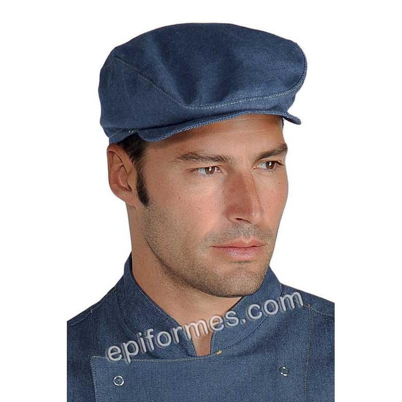 Gorra coppola tejana azul