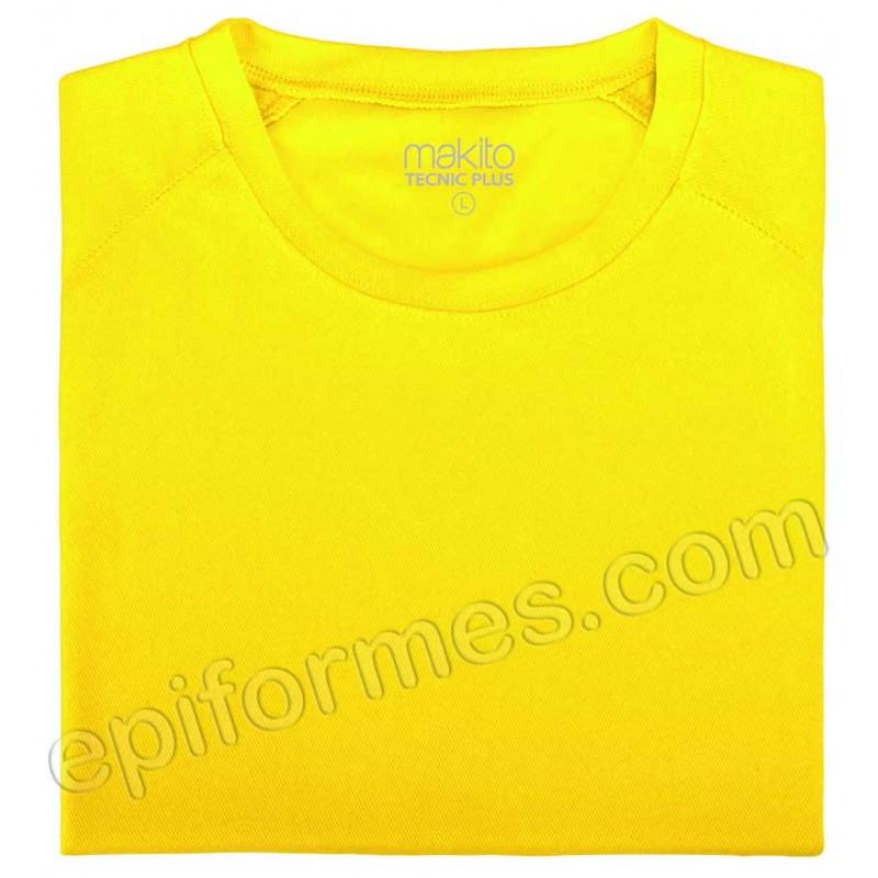 4 camisetas técnicas para hombre