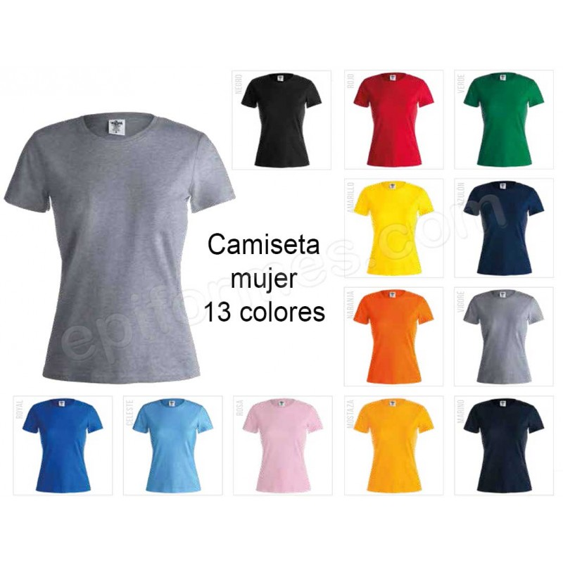 2 camisetas de trabajo para mujer