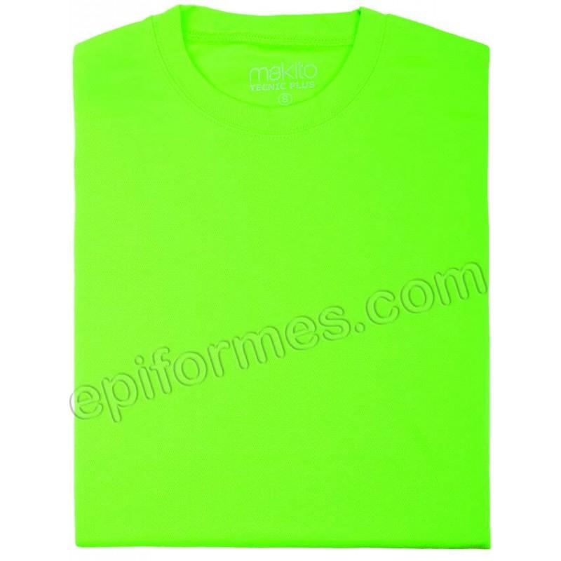 2 camisetas técnicas para mujer