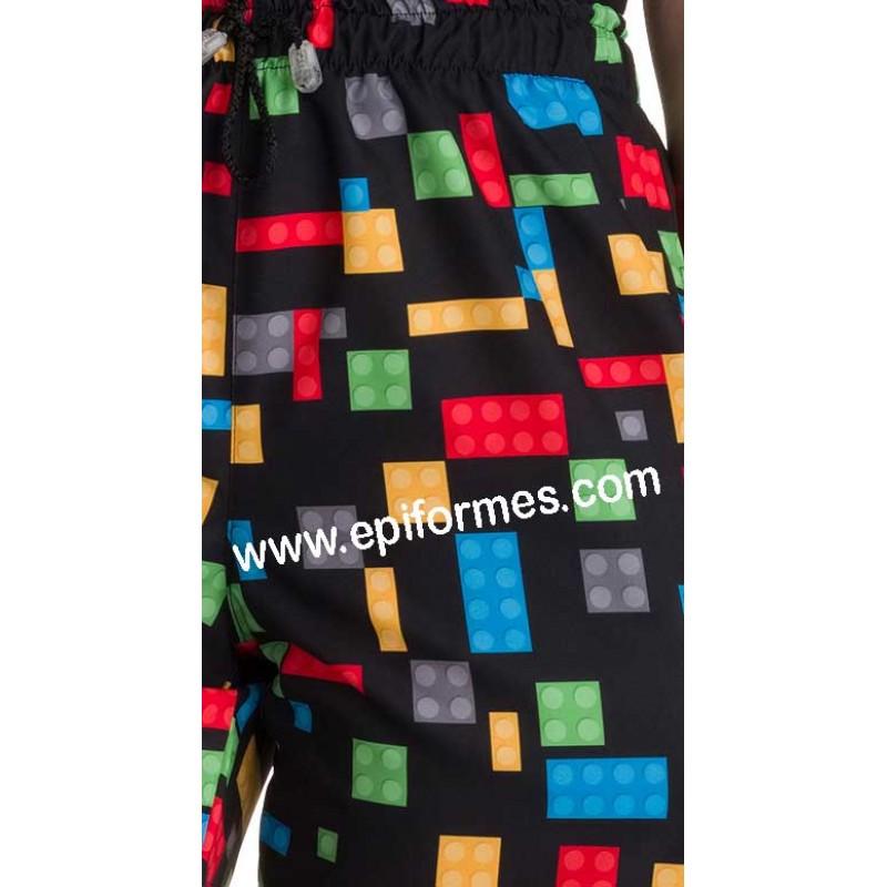 Pantalón sanidad lego MICROFIBRA