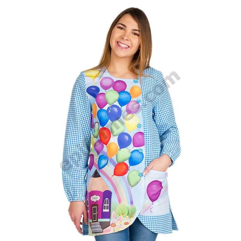 Bata maestra globos (TEMPORADA 2018-19)