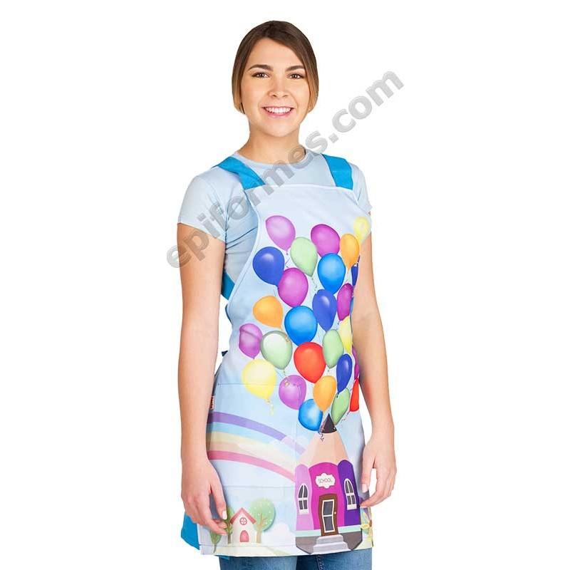 Estola maestra globos