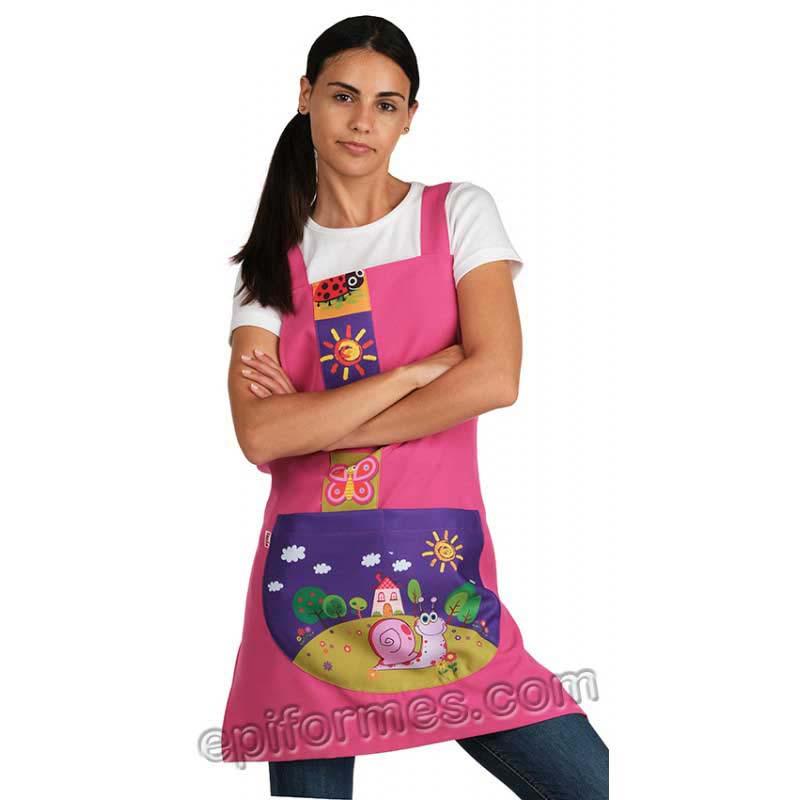 Estola maestra caracol rosa (CURSO 2019-20)