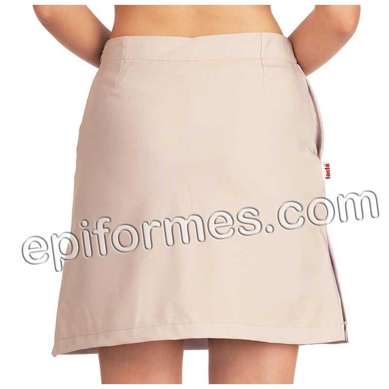 Falda pantalón para trabajar
