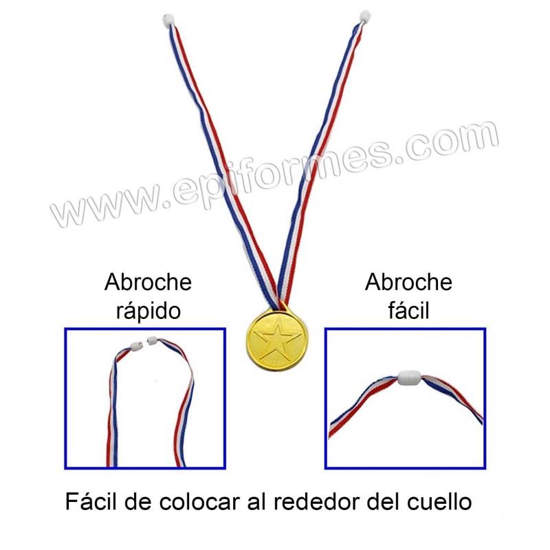 Medalla de oro (Plástico) Premio infantil